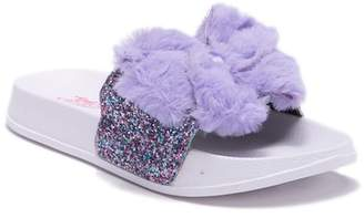 Jo-Jo JOJO SIWA Star Sequin Slide Sandal (Little Kid & Big Kid)