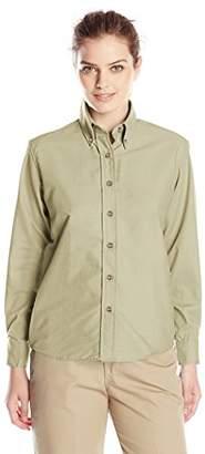 Kap Women's Poplin Dress Shirt