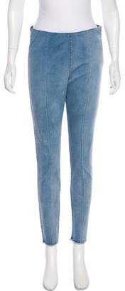 By Malene Birger Mid-Rise Skinny Jeans