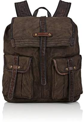 Campomaggi Men's Canvas Backpack