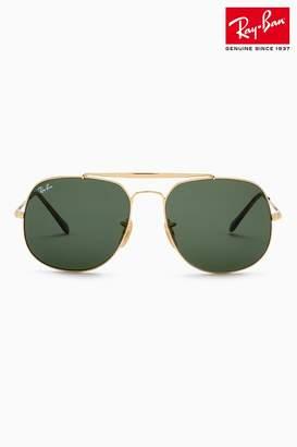 Ray-Ban Mens Sunglasses - Gold
