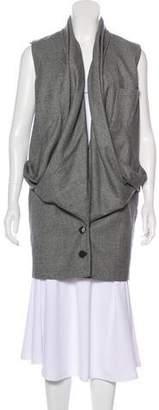 Stella McCartney Sleeveless Wool Vest