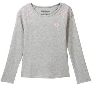 True Religion Long Sleeve Thermal Top (Big Girls)
