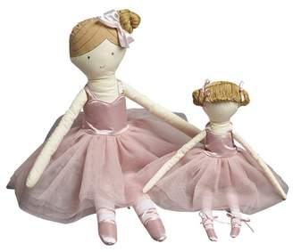 Large Pink Ballerina Doll