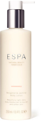 Espa Bergamot & Jasmine Body Lotion 250ml