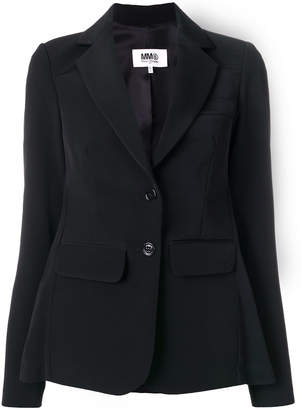 MM6 MAISON MARGIELA single breasted blazer