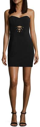 b7bc56af688833 BEE SMART B. Smart Sleeveless Party Dress-Juniors
