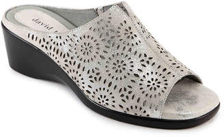 David Tate Sultry Wedge Sandal - Women's