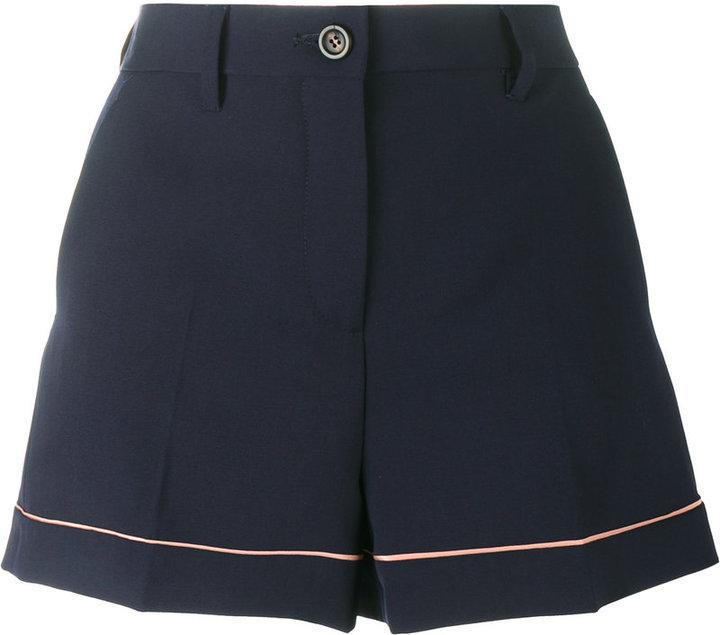 Miu MiuMiu Miu tailored shorts