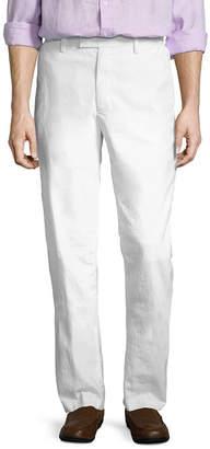 Claiborne Mens Flat Front Pant