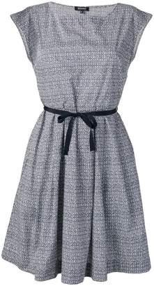 Woolrich printed popeline dress