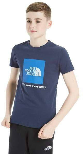 Box Short Sleeve T-Shirt Junior
