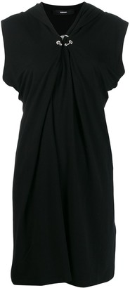 Diesel draped style dress