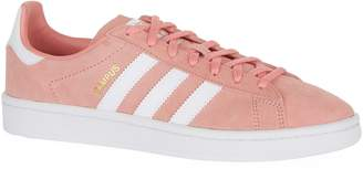 adidas Leather Campus Trainers