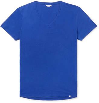 Orlebar Brown Ob-V Slim-Fit Cotton-Jersey T-Shirt