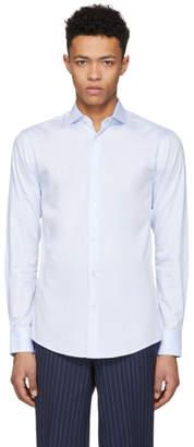 Tiger of Sweden Blue Farrell 5 Shirt