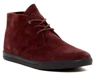 Clae Strayhorn Suede Mid-Top Sneaker