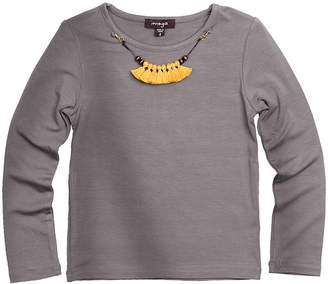 Imoga Girls' Amira Necklace T-Shirt