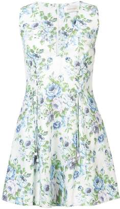 Zimmermann V-neck floral dress