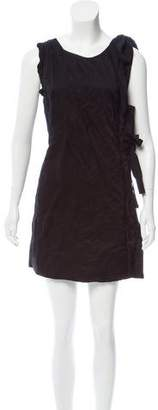 Prada Sleeveless Mini Dress