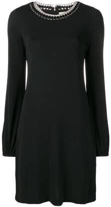 MICHAEL Michael Kors chain-embellished dress