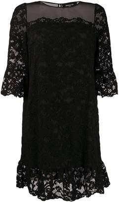 Paule Ka 3/4 sleeve lace dress