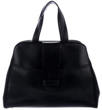 Comme des Garçons Leather Handle Bag Black Comme des Garçons Leather Handle Bag