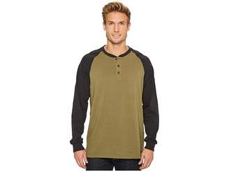 Timberland Cotton Core Long Sleeve Henley