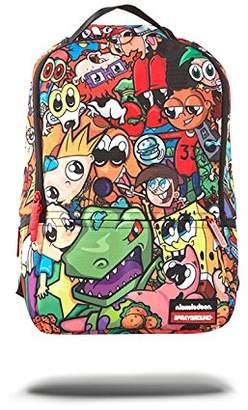 Nickelodeon Sprayground 90's Anime Backpack - Multi