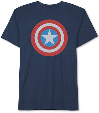 JEM Marvel Captain America Shield Men's T-Shirt