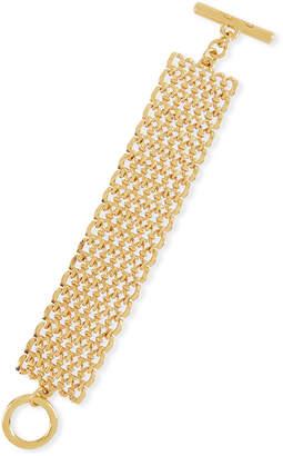 Oscar de la Renta Linked Chain Bracelet