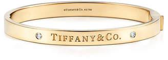 Tiffany & Co. Hinged bangle