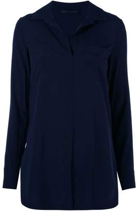 Les Copains fitted blouse