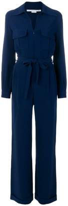 Stella McCartney classic belted jumpsuit