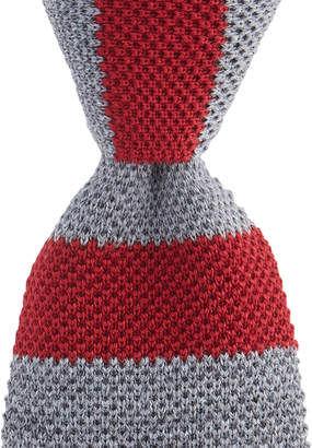 Vineyard Vines Stripe Knit Tie