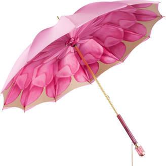 Pink Lotus Persolé Umbrella