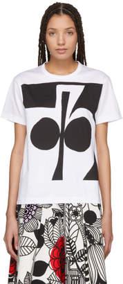 Junya Watanabe White Clover T-Shirt