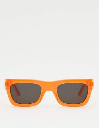 Sun Buddies Greta Sunglass in Safety Orange