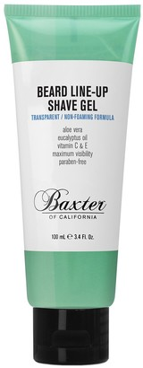 Baxter of California 100ml Beard Line-Up Shave Gel