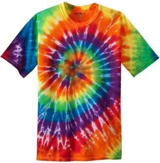 Joe's Jeans USA Koloa Surf Co. Colorful Tie-Dye T-Shirt, 3L