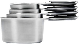 OXO Good Grips 4-Piece Stainless Steel Measuring Cup