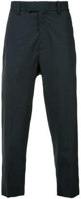 Oamc tapered ankle length trousers
