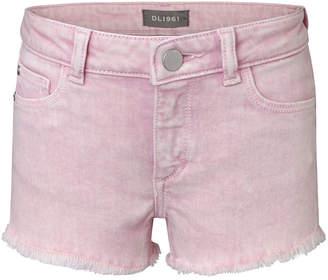 DL1961 Premium Denim Short Lucy Boulevard Pink Short