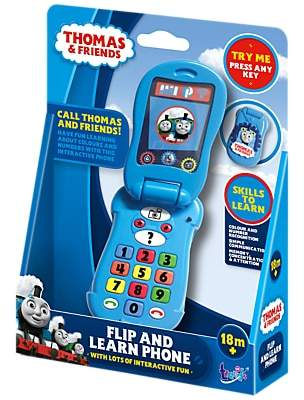 Thomas & Friends Thomas the Tank Engine Flip and Learn Thomas Phone
