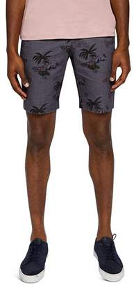 Ted Baker Tropis Tropical Printed Shorts