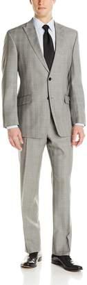 Tommy Hilfiger Men's Thomson 2-Button Side Vent Suit