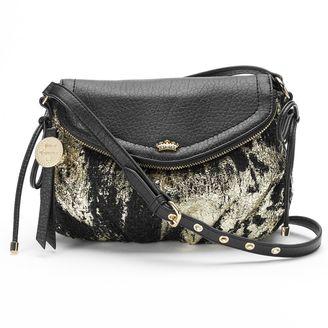 Juicy Couture Mini Traveler Crossbody Bag $69 thestylecure.com