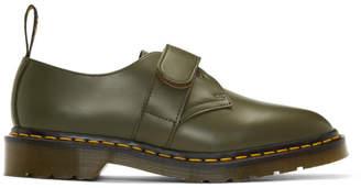 Dr. Martens (ドクターマーチン) - Dr. Martens Engineered Garments Edition カーキ 1461 Smith ダービー