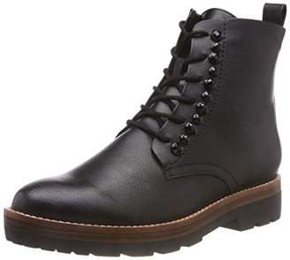 Marco Tozzi Women's 2-2-25265-21 Combat Boots, (Black Antic 002)