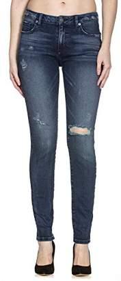 Miss Me Women's Distressed Wash Jean
